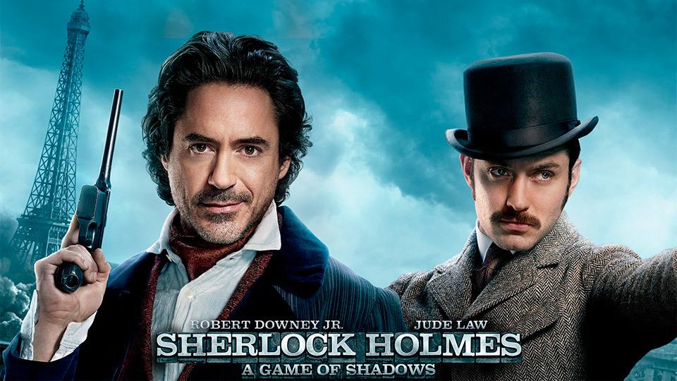 Cine: Sherlock holmes: juego de sombras