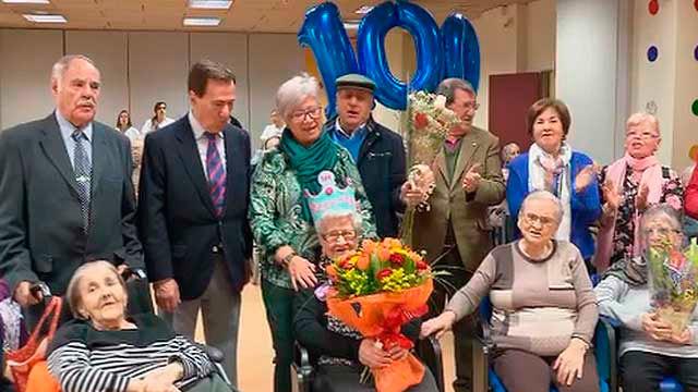 Segunda cumple 100 años