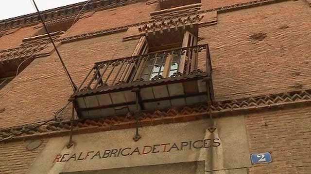 Cultura pide a Livinio Stuyck que abandone la vivienda que ocupa en la Real Fabrica de Tapices