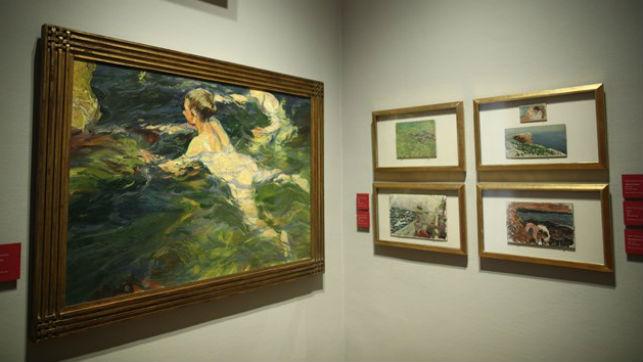 """La exposición """"Sorolla en París"""" bate el récord del museo con 116.510 visitas"""