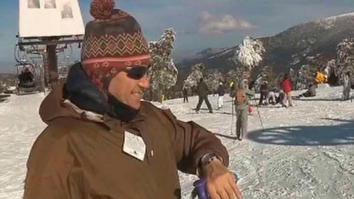 Navacerrada y Valdesquí mejoran la calidad de la nieve con 27 pistas abiertas