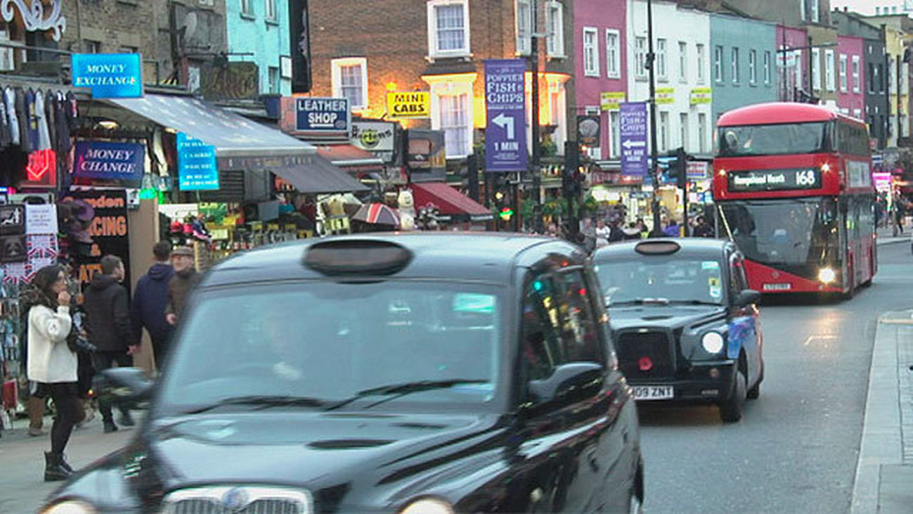 """Madrileños por el mundo visita Londres, la ciudad """"multitudo"""""""