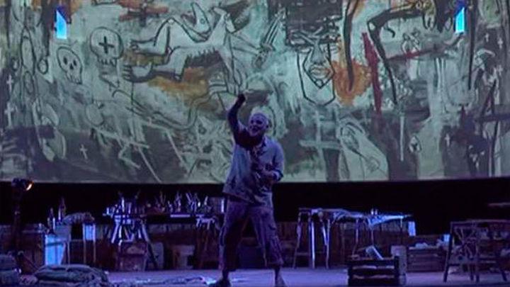 'El pintor de batallas' de Pérez-Reverte en los Teatros del Canal