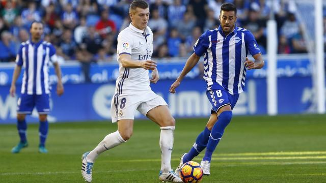 Real Madrid-Alavés