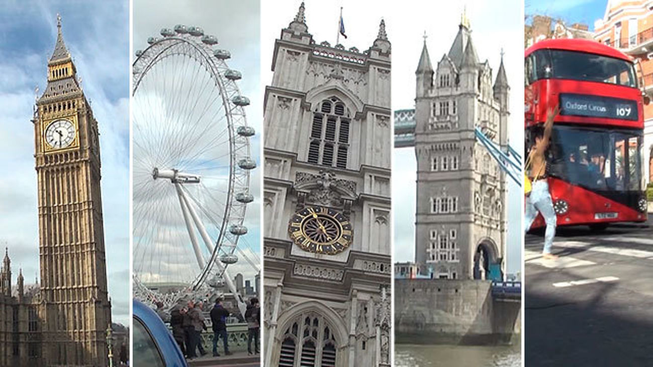 Londres en 4 minutos