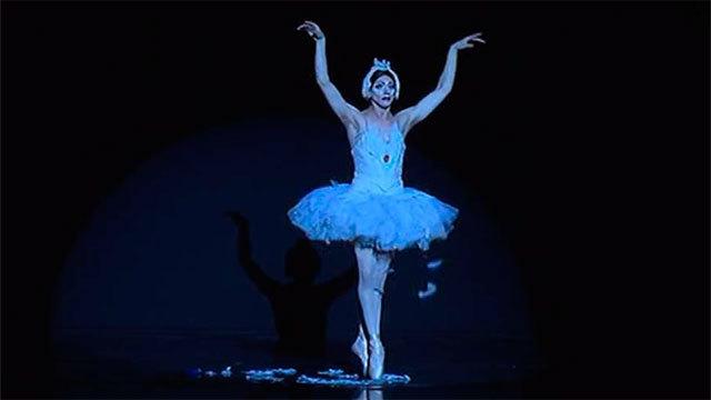 Los Ballets Trockadero de Montecarlo