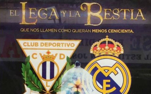 Cartel del Leganés-Real Madrid