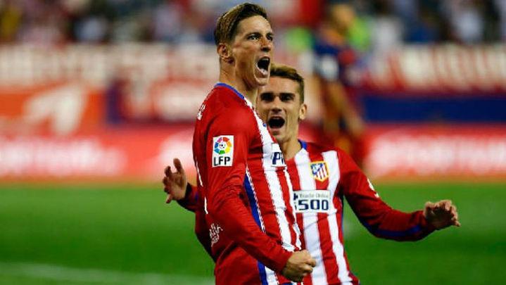 Griezmann-Torres, al asalto del tercer puesto ante el Málaga