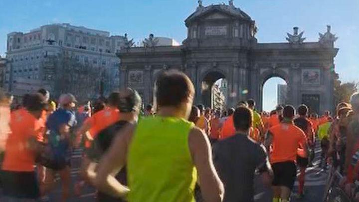 Más de 20.000 corredores disputarán este domingo la Medio Maratón de Madrid