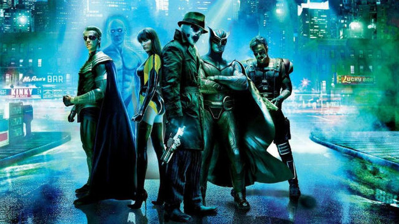 """Dave Gibbons: """"Watchmen es una historia completa y no debería prolongarse"""""""