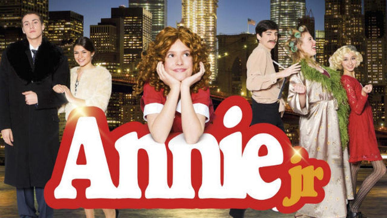 El Musical Annie JR se estrena en el Reina Victoria