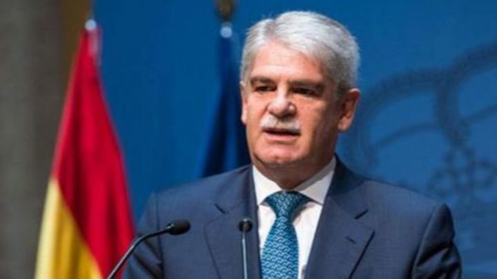 """Dastis: """"La deriva de Maduro es muy preocupante y hay que ponerle freno"""""""