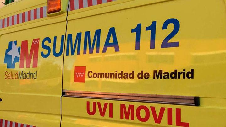 Fallece un motorista en Orusco de Tajuña tras chocar con una señal