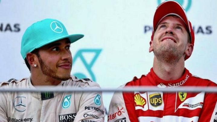 Hamilton prepara su contraataque a Vettel en Shanghái
