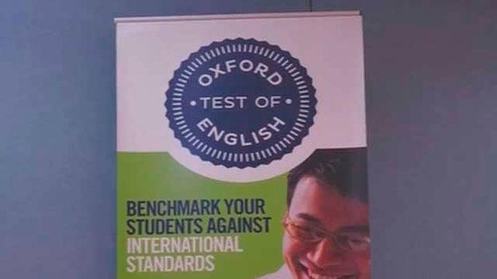 La Universidad de Oxford certificará el nivel de inglés
