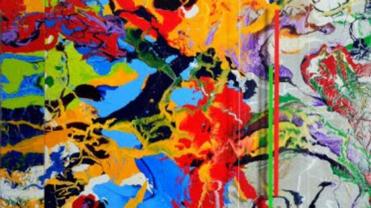 La exposición 'Pasión por el color' de Pedro Sandoval llega a Casa de Vacas