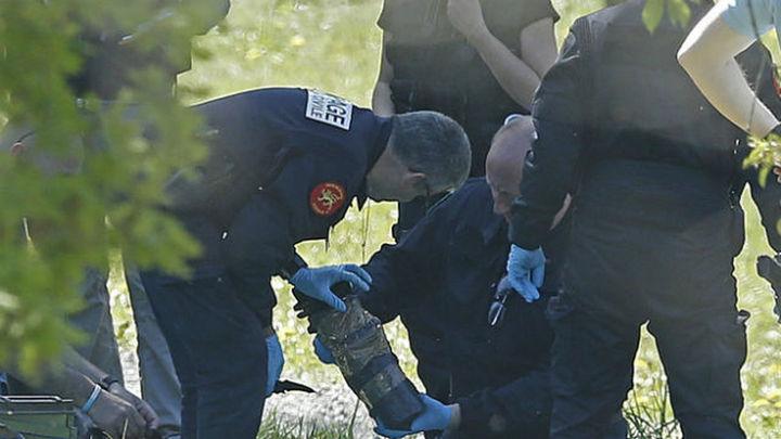 Descubierto un zulo de ETA con explosivos y detonadores en un bosque francés