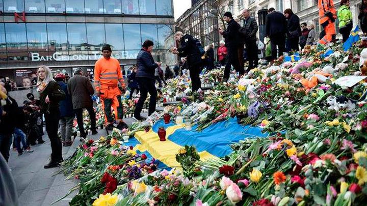 Detienen a un segundo sospechoso por el ataque en Estocolmo