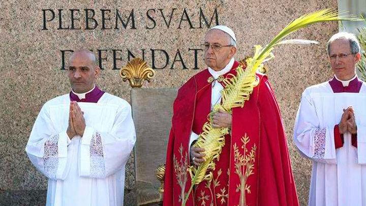 El Papa dice que Jesús está presente en quien sufre por guerras y terrorismo