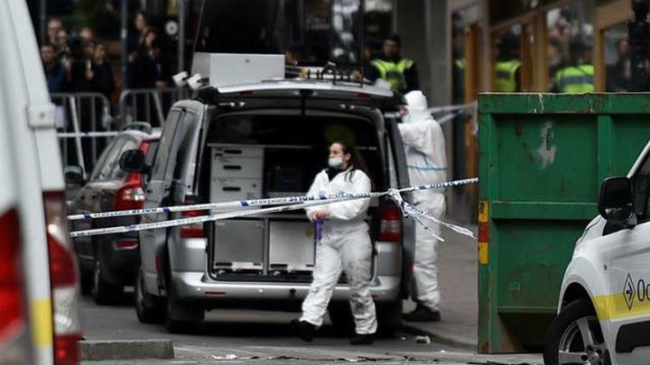 El terrorista de Estocolmo anunció su intención de atentar el día anterior