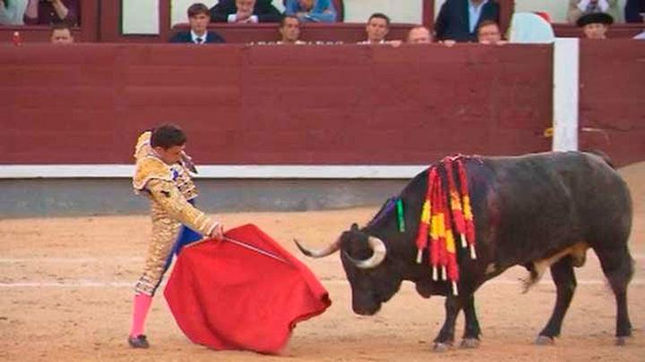 Los 'victorinos' decepcionan en Las Ventas