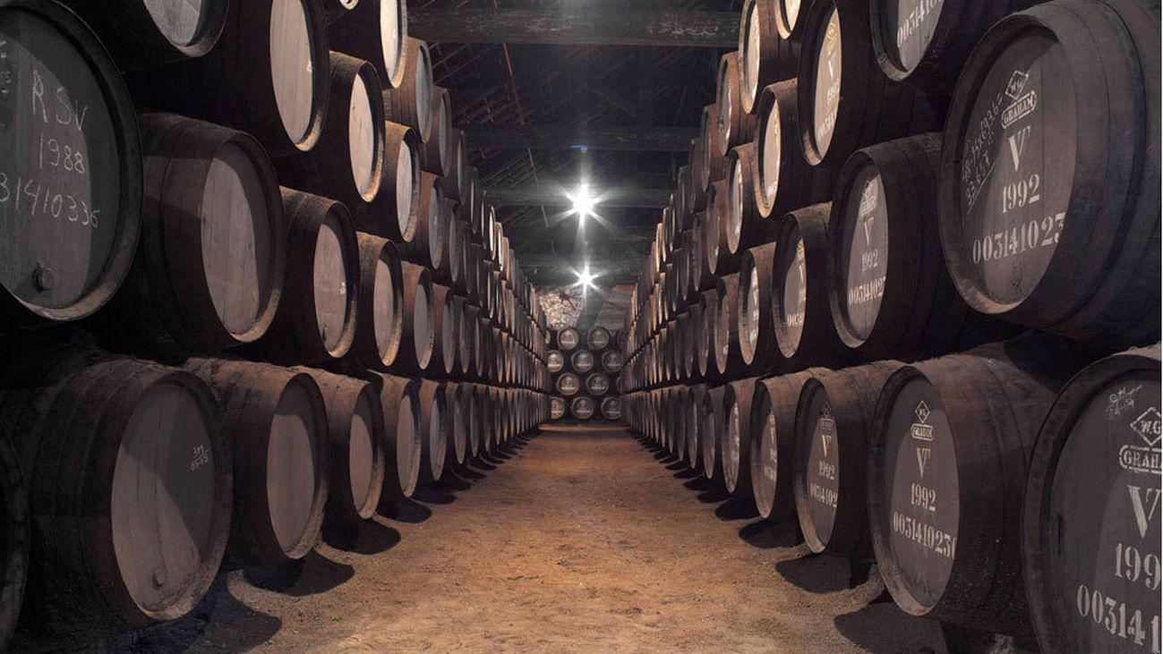 Graham´s, una de las principales bodegas de Oporto