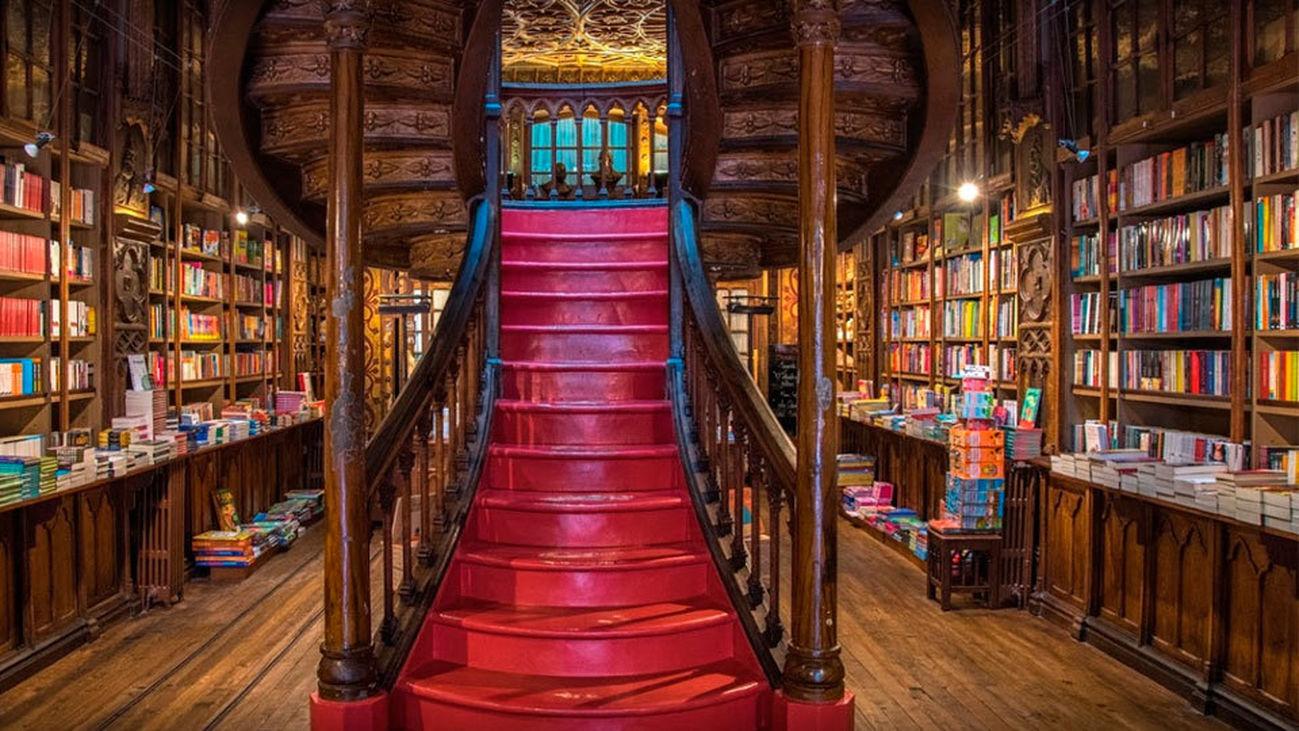 Lello, una de las librerías más bellas del mundo