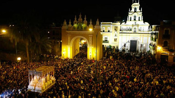 Telemadrid ofrece 'La Madrugá' de Sevilla, tras un acuerdo con Canal Sur