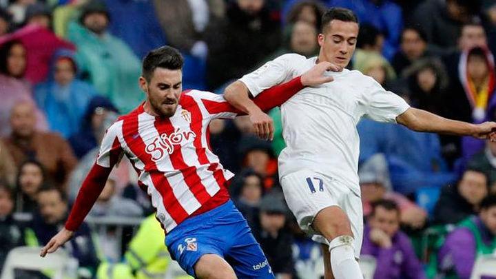 Un Madrid con rotaciones se mide a un Sporting necesitado