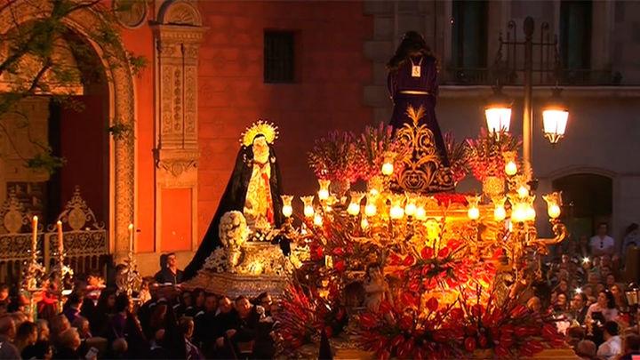 Miles de fieles aclaman a Jesús de Medinaceli en la gran procesión de Madrid