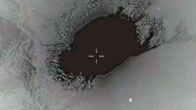 """El Pentágono divulga el vídeo del lanzamiento de la """"Madre de todas las bombas"""""""