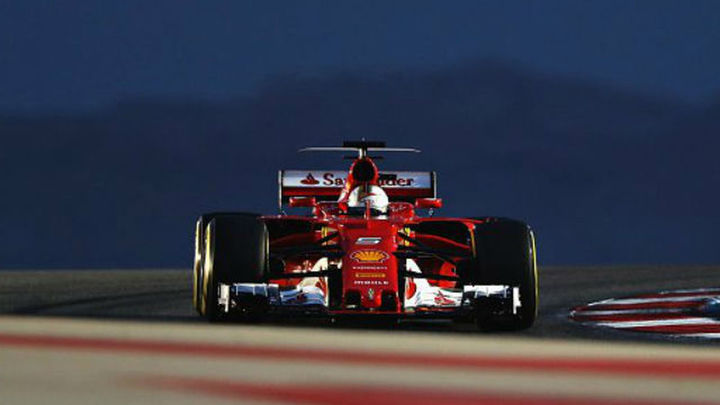 GP Baréin: Victoria de Vettel y nuevo abandono de Alonso