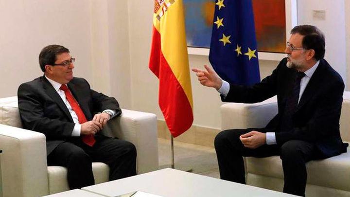 """El Rey y Rajoy visitarán Cuba """"lo antes posible"""" por primera vez"""