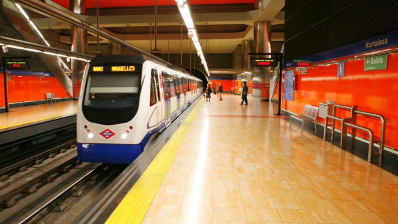 El Ayuntamiento de Madrid no participará en la financiación del Metro