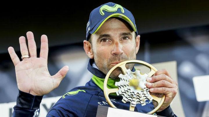 Alejandro Valverde gana su quinta Flecha Valona