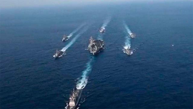 Formación Naval