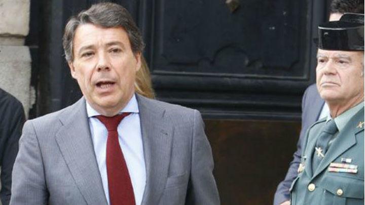 Ignacio González, segundo 'hombre fuerte' de  Aguirre que entra en la cárcel