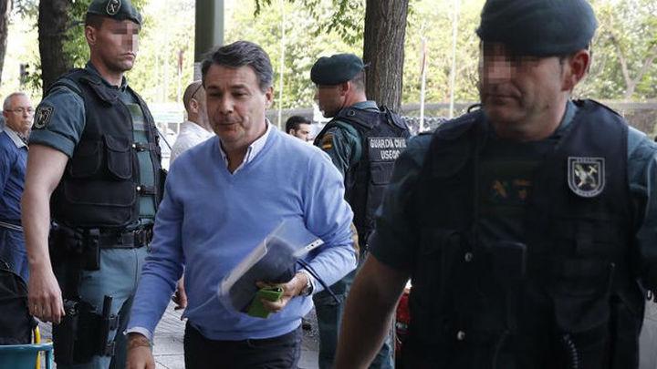 Ignacio González pide su excarcelación