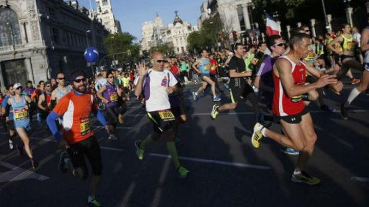 El Maratón de Madrid se celebra este domingo con 37.000 participantes