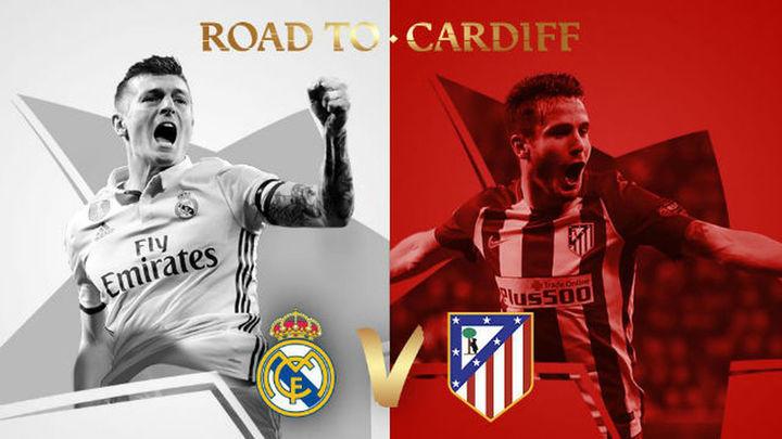 Semifinal madrileña en la Champions: Real Madrid-Atlético