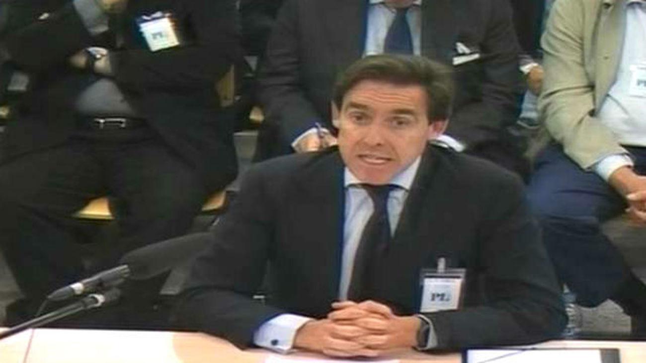 Javier López Madrid, consejero de OHL, último detenido por el caso Canal