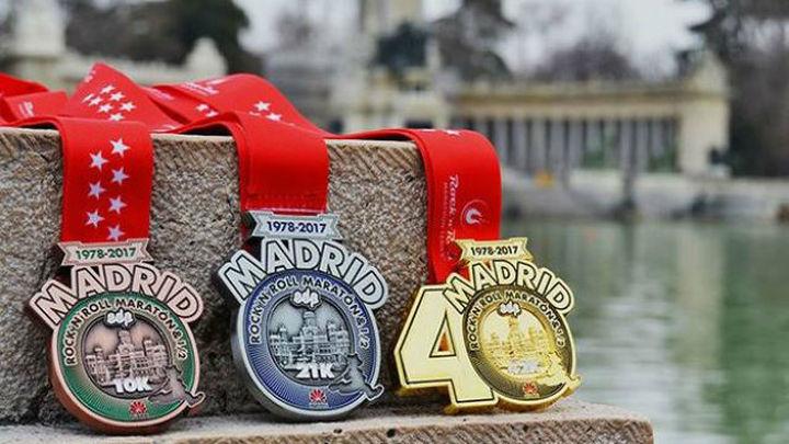 El maratón de Madrid celebra su 40 cumpleaños con la etiqueta de oro