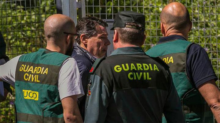 El juez envía a prisión sin fianza al expresidente Ignacio González por el caso Canal
