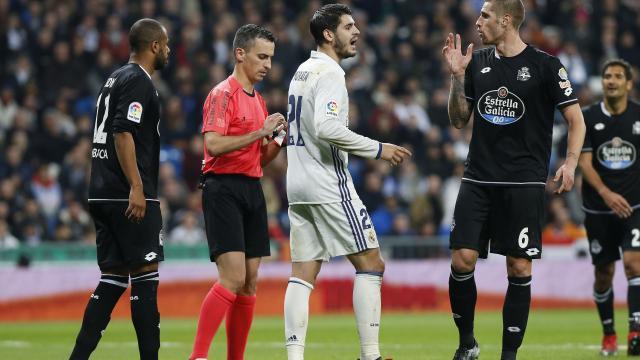 Deportivo-Real Madrid y Leganés-Las Palmas