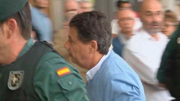 La Audiencia mantiene la prisión incondicional a Ignacio González