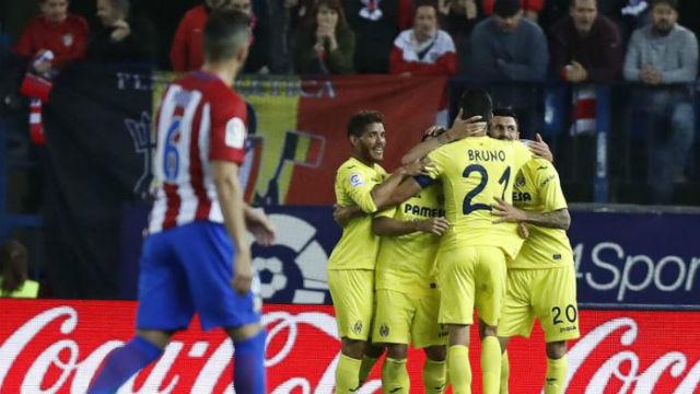 At. Madrid - Villarreal