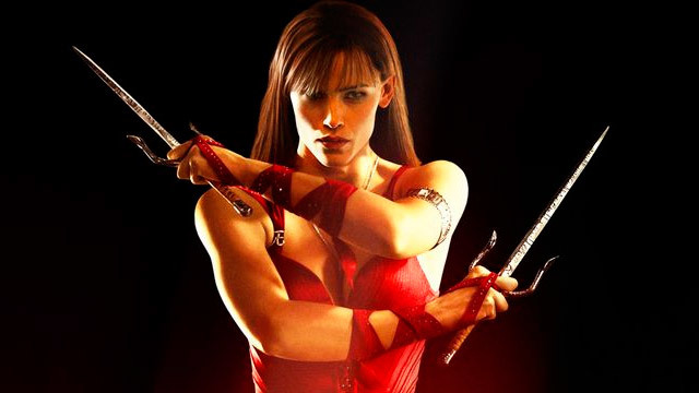Jennifer Garner es 'Elektra'