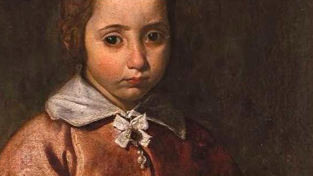 'Retrato de una niña'