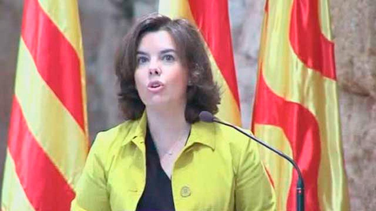 """Santamaría receta """"unidad, diálogo, lealtad  y responsabilidad"""" entre administraciones"""