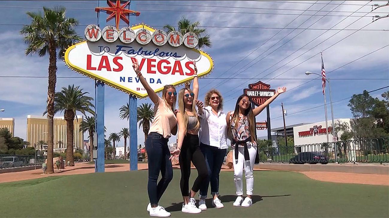 Madrileños por el mundo: Las Vegas